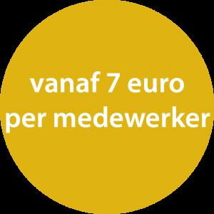 Salarisadministratie vanaf € 7 per medewerker
